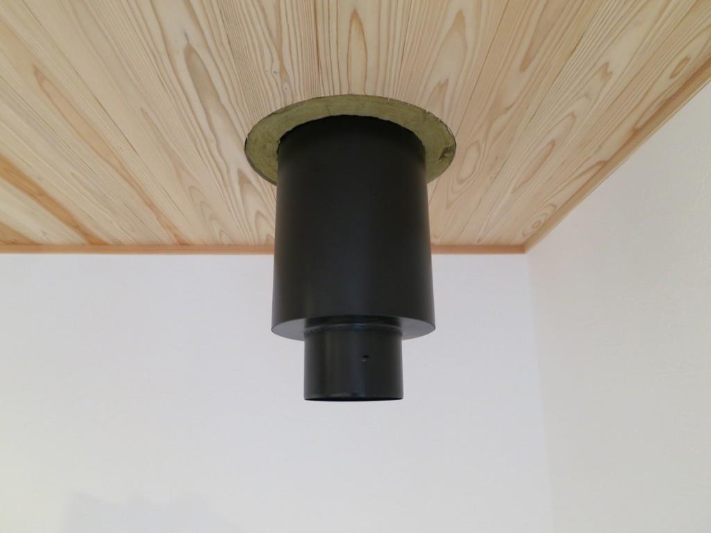 断熱二重煙突の高い安全性