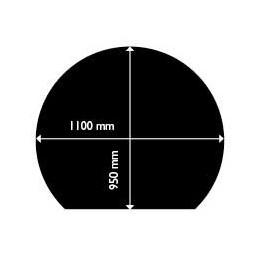 円形フロアプレート