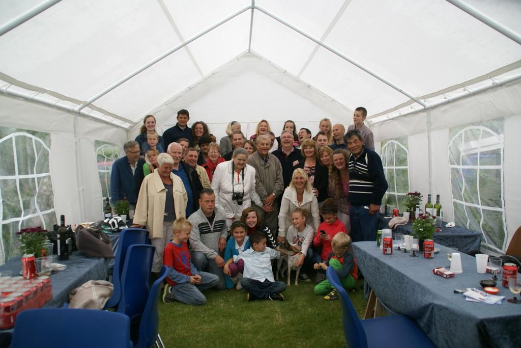 デンマークの家族