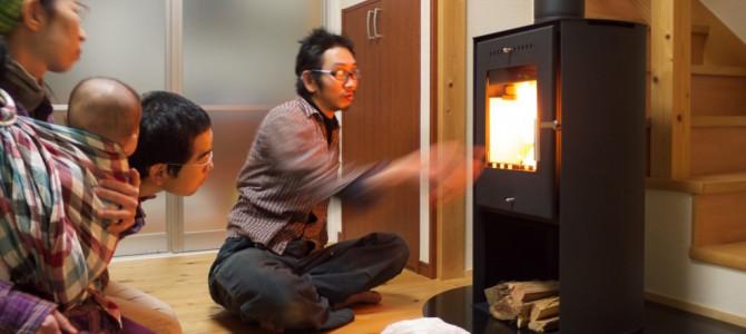 滋賀県大津市で薪ストーブAsgaard8を設置しました