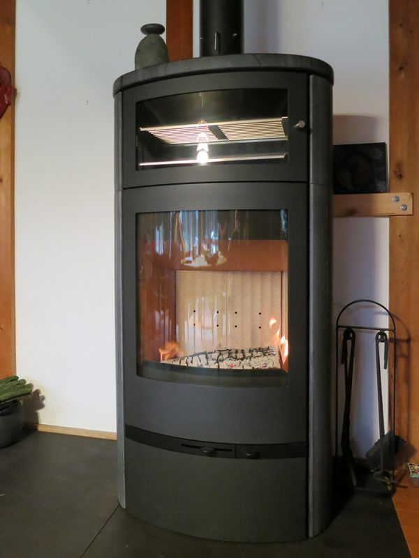 LOTUS Jubilee 35 with oven