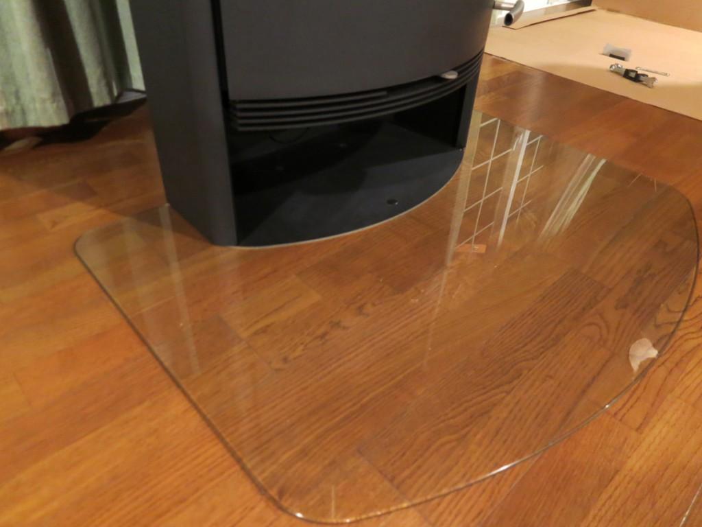 TermaTech ガラスフロアプレート