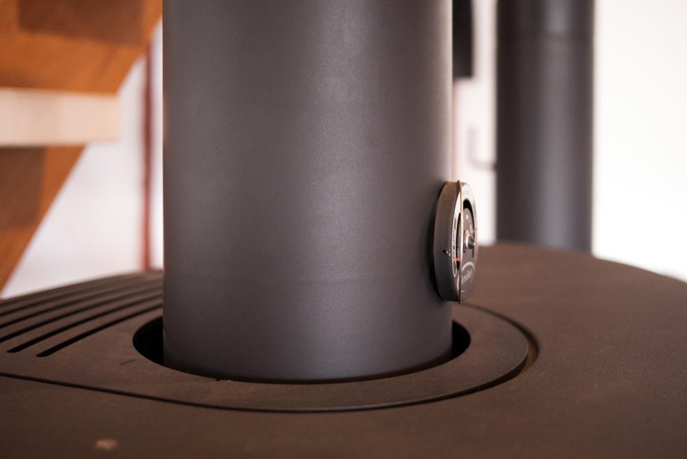 TermaTech シングル煙突