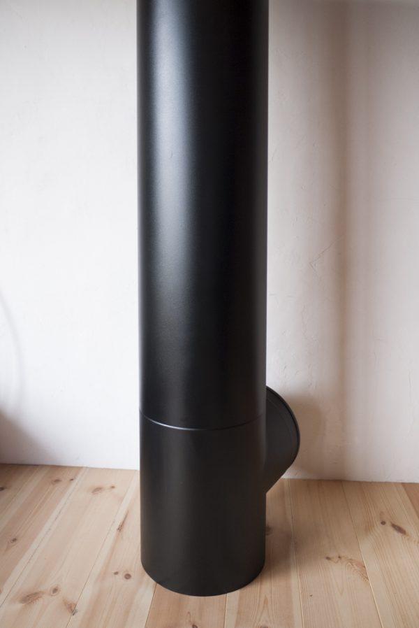 断熱二重煙突デザインライン