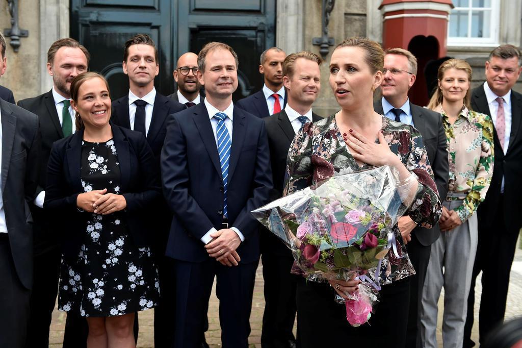 デンマーク首相